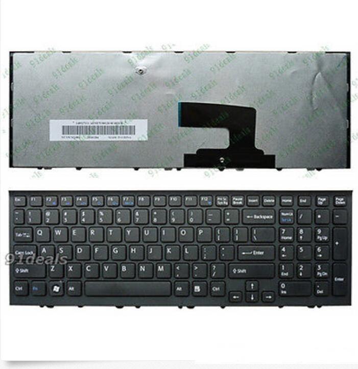 Neue US-schwarze Tastatur für Sony PCG-61511L PCG-61611L PCG-61611M 148.927.111