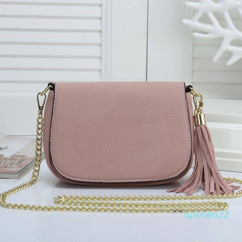 crossbody borse donne borse borse in pelle buona borsa a tracolla colori muti tote di vendita stile caldo classico a cinque colori choicel22