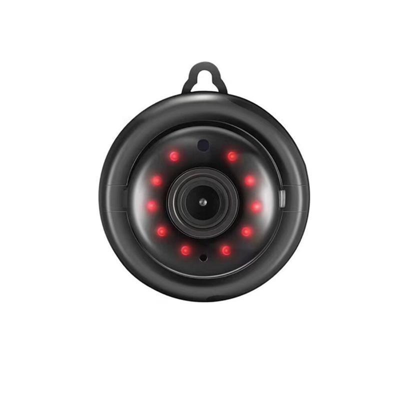 V380 Wireless Mini WiFi Kamera IP-Kamera-inländische Wertpapier-Überwachung IR-Nachtsicht-Bewegung ermitteln Baby Monitor P2P CCTV