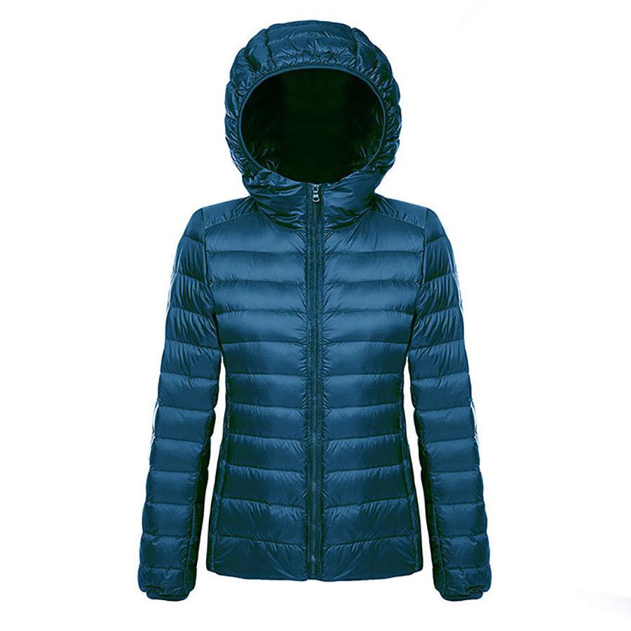 Плюс размер 5XL 6XL 7XL Winter пуховик Женщины Осень Зима Outwear Теплое пальто Ultralight Белая утка вниз пальто Женский Parka 200924