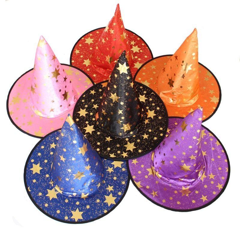 Хэллоуин Hat взрослых Реквизит Мастер Hat Хэллоуин фестиваль Декоративных дети Hat CNE Быстрая доставка