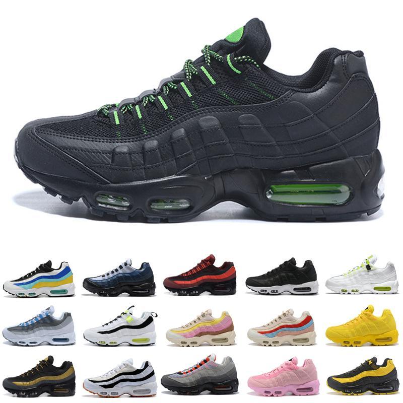 Heiße Männer weltweit Pack Yin Yang Triple Black White Laufschuhe Neon Fashion Platform Herren Damen Outdoor Trainer Sport Turnschuhe