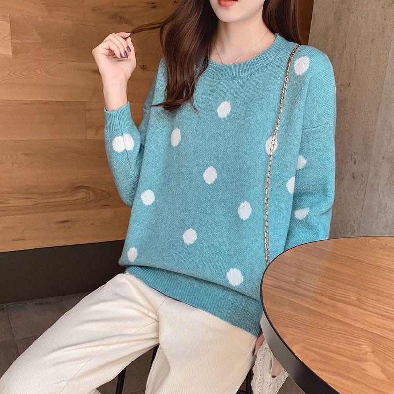 automne et l'hiver pull bze0l coréenne FOcUx chandail style de chemise des femmes de chemise de base des femmes