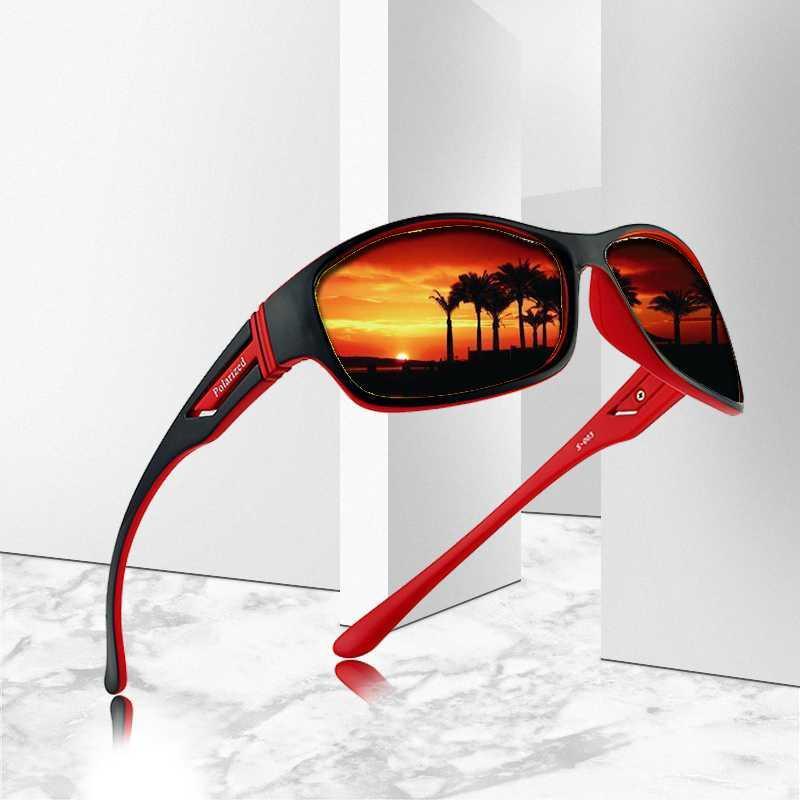 Sunglasses Men's Driving Shades Male Sun Glasses For Men Safety Designer
