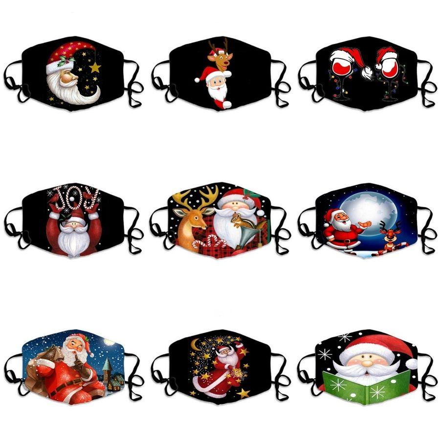 Yüz Maskeleri Göz Kalkanı Baskı Maskeler Yetişkin Kapak Pure Cton Maske # 753 ile İnce Cton Prective Entegre Yüz Maskesi Maske