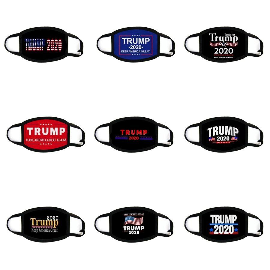 Versorgung S Maske mit Atemventil Individual Package Gesichtsmasken 3-Schicht-gewaschener Baumwolle Staubdichtes Schutz PM2.5 Erwachsener Design-Maske # 420