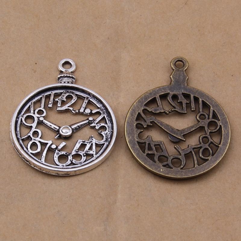 uQa7n YAYI pendule en bronze Zakka (60 / paquet) 3776 # j YAYI bricolage accessoires Pendentif bricolage accessoires pendule en bronze Zakka pendentif (60 / paquet) 3776 # j