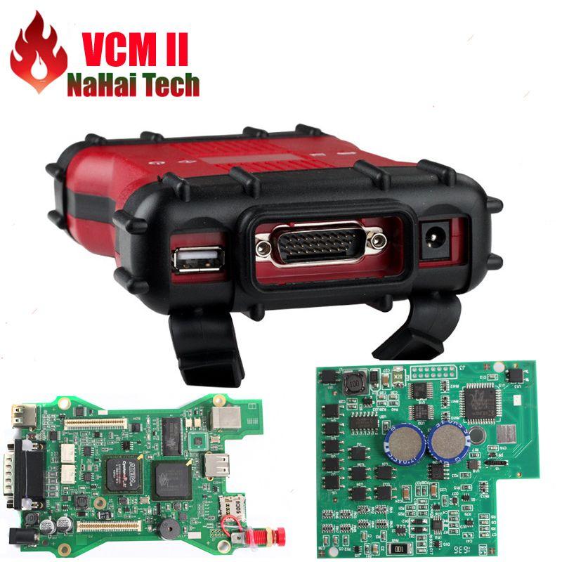 Free Shipping New Arrival VCM2r For For-d VCM II IDS V101 Support 2020 For-d Vehicles IDS VCM 2 OBD2 Scanner