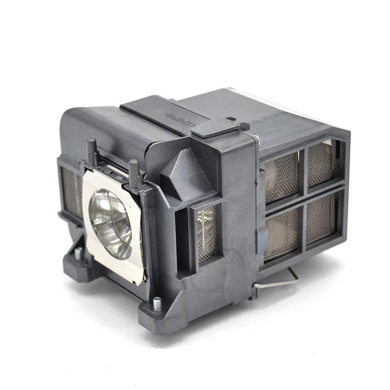 Compatível ELPLP75 lâmpada do projetor com habitação para EB-1940W / EB-1945W / EB-1950 / EB-1955 / EB-1960 / EB-1965 / EB-1930