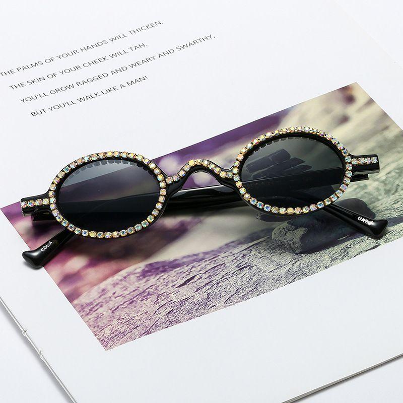 Pequeno punk óculos óculos óculos vintage strass mulheres uv400 sol óculos de sol homens designer de metal moda moda punk senhoras nx ttolm