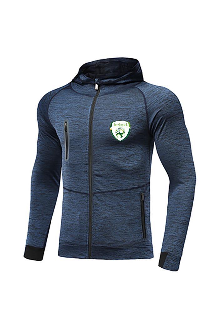 جمهورية أيرلندا FC جديد كرة القدم سترات أفضل تصميم للرجال لكرة القدم رياضية ميسي جيرسي الكامل الرمز الاحماء لكرة القدم رياضية
