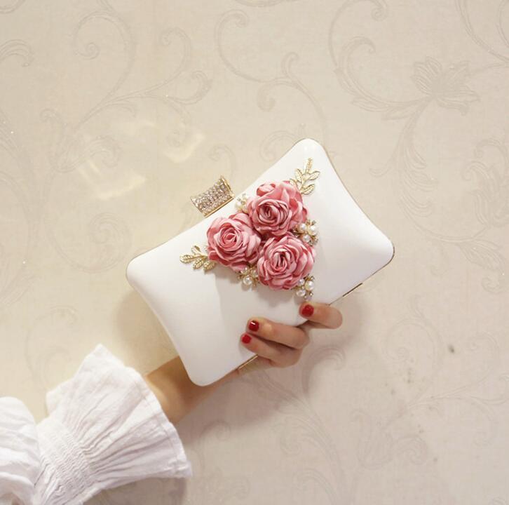 2020 Women Sequin Glitter Evening Clutch Bag Ladies Sparkly Design Wedding Party Shiny Handbag Prom Crystal Chain Bridesmaid Purse