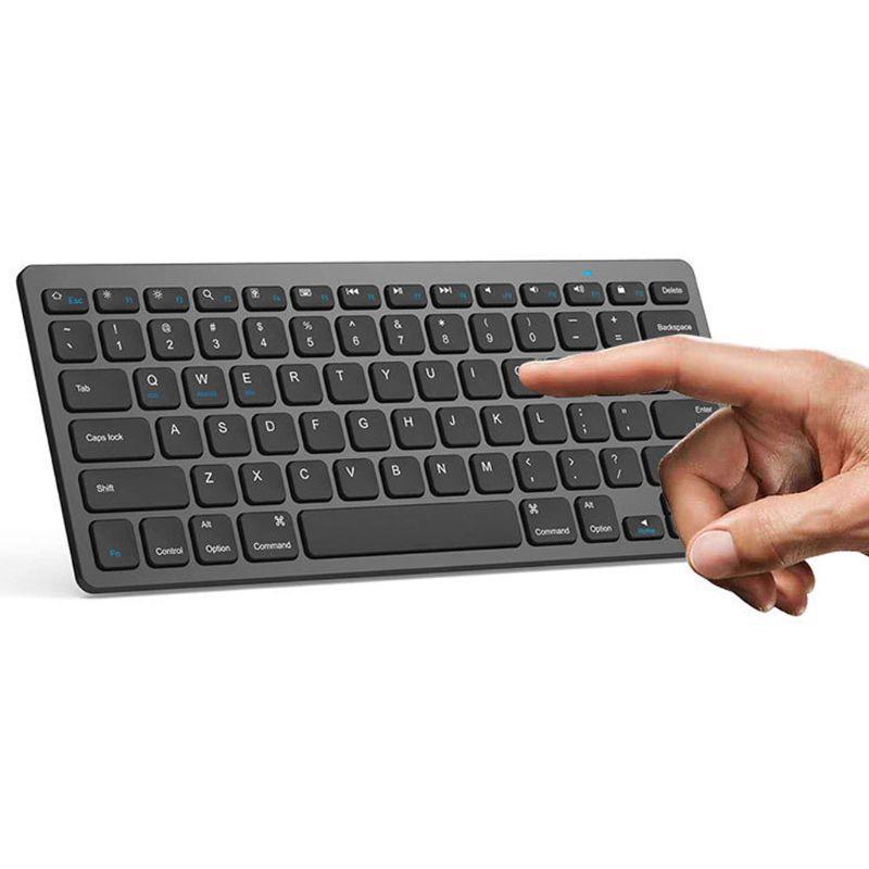 Wireless Bluetooth Keyboard Cellphone Tablet Keyboard Portable Travel Keypad