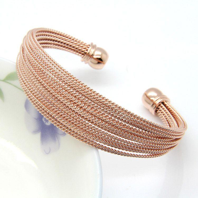 fashion design in argento gioielli donna filo in acciaio inox combinazione aperto braccialetti del braccialetto amante della moda braccialetto regalo ragazza