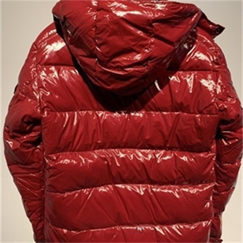 Hommes Parka Hommes Femmes Veste classique Casual manteaux en duvet pour hommes Outdoor Réchauffez plumes Veste d'hiver unisexe Homme Doudoune Manteau Outwea 421U