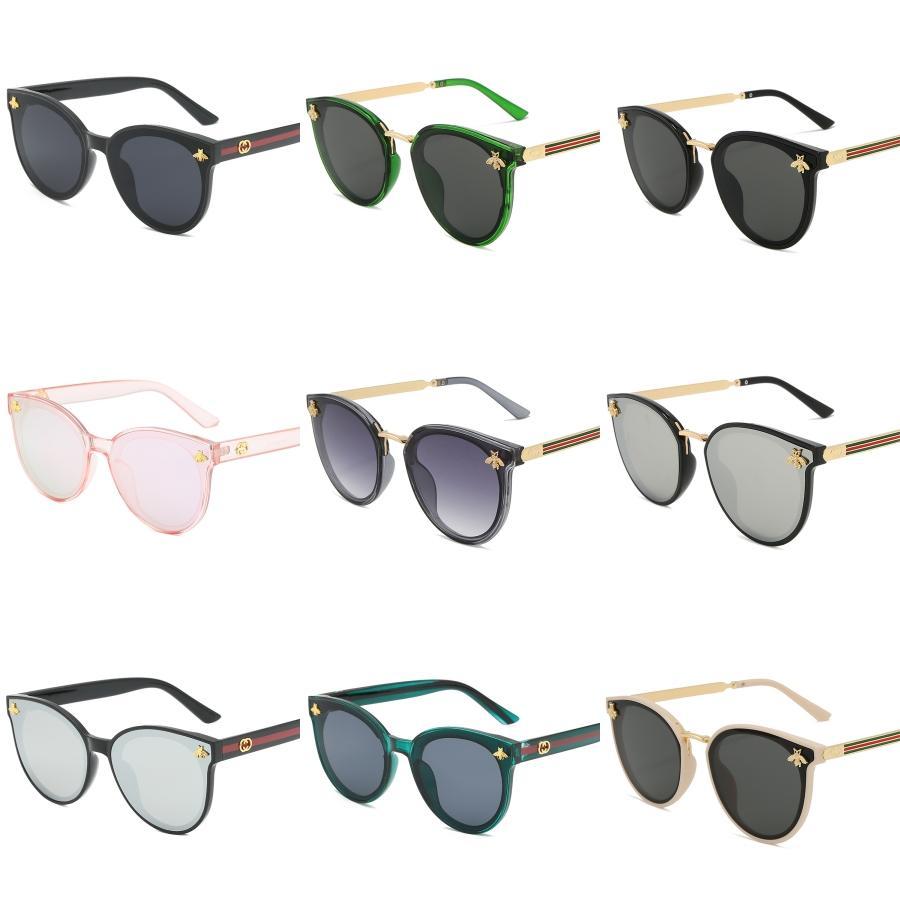 ALOZ MICC 2020 Mulheres Oversize Praça Sunglasses Men Marca Designer verão óculos de sol Mulheres Retro Gradiente Goggle UV400 A292 # 592