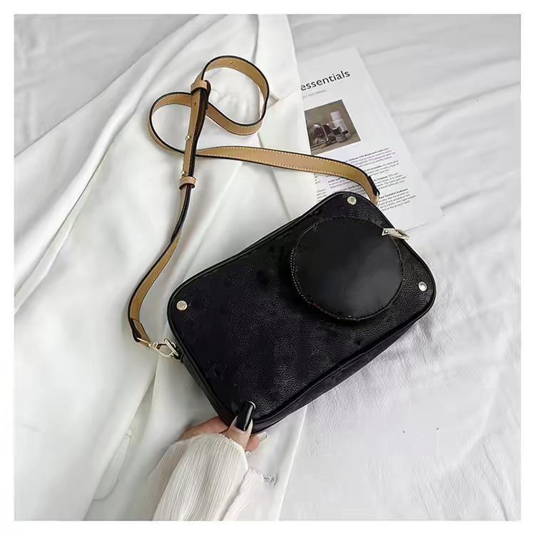 Crossbody Borsa a tracolla Borsa a flap borsa di qualità Designer Brands Borse da borse famose Borse da sacchetto di alta stampa borsa da donna PPWHo