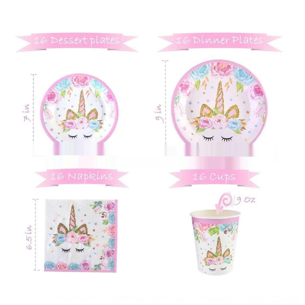 distribution supplies party decoration set paper cup plate paper towel Tableware tissue Tissue tissuetableclothfork spoon tableware set r0tq