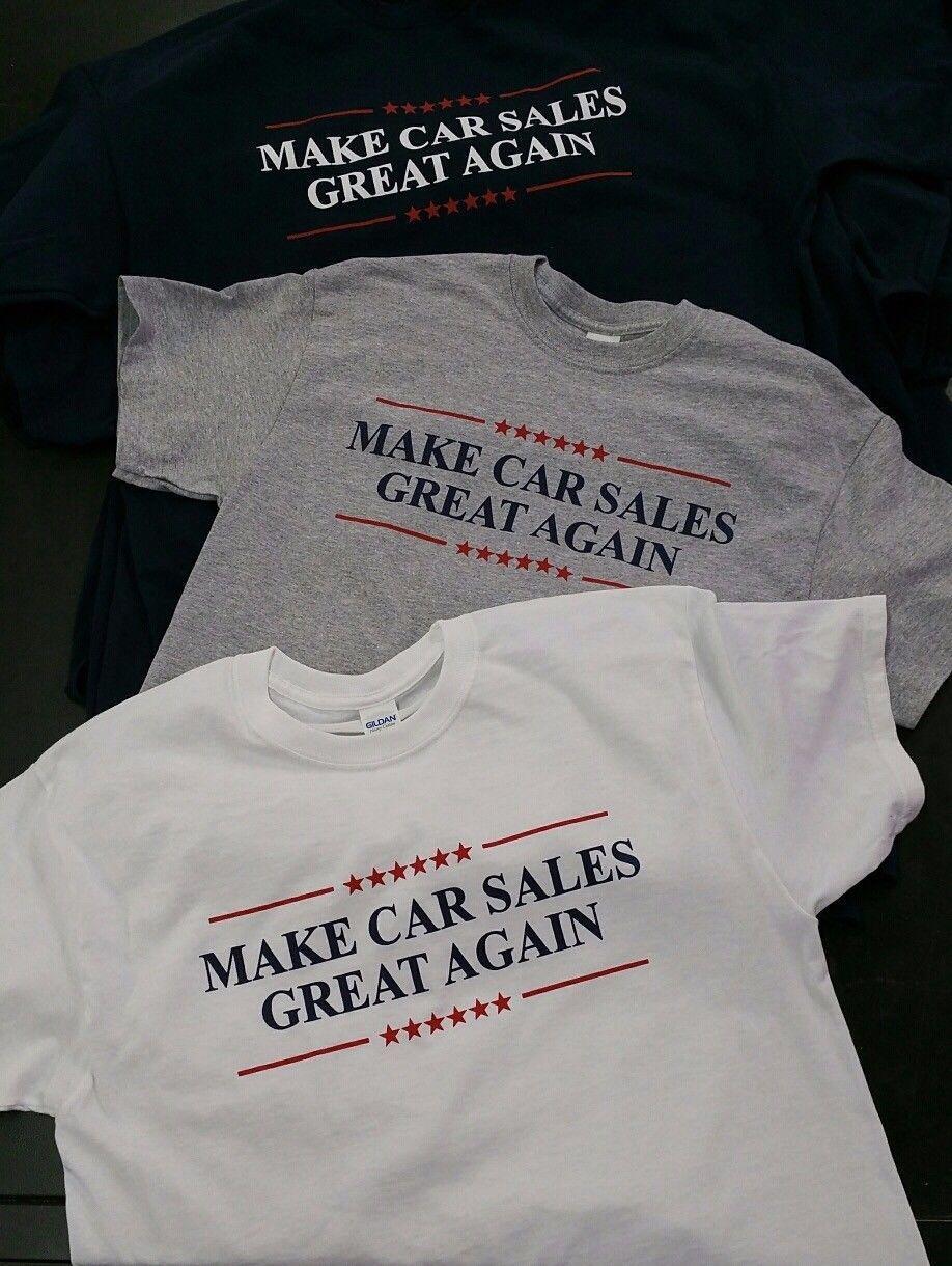 Marca de ropa de verano 2019 Crew Neck barato para hombre TOP tee personalizado nuevo hacer ventas de coches Gran Una vez más la camiseta gráfica camiseta