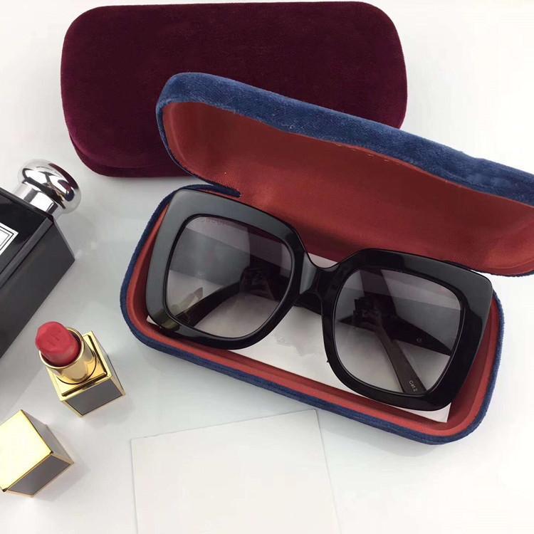 2020 GC غرار نموذج الأنثى الاستقطاب النظارات الشمسية UV400 إيطاليا المستوردة لوح accustomized النظارات الشمسية كامل تعيين حالة الجملة freeshipping