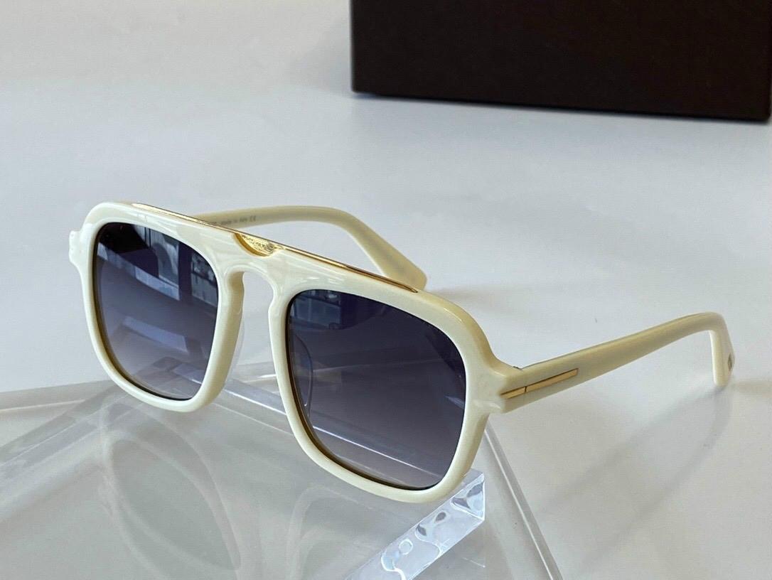 جديد 1106 المرأة مصمم النظارات مطلي ريترو ساحة إطار نظارات لرجل بسيط النمط الشعبي أعلى جودة مع حزمة الأصل UV400
