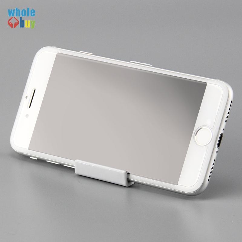 휴대 전화 스마트 폰 태블릿 지원 전화 홀더 300PCS / 많은 유니버설 접이식 테이블 휴대 전화 지원 플라스틱 홀더 데스크탑 스탠드