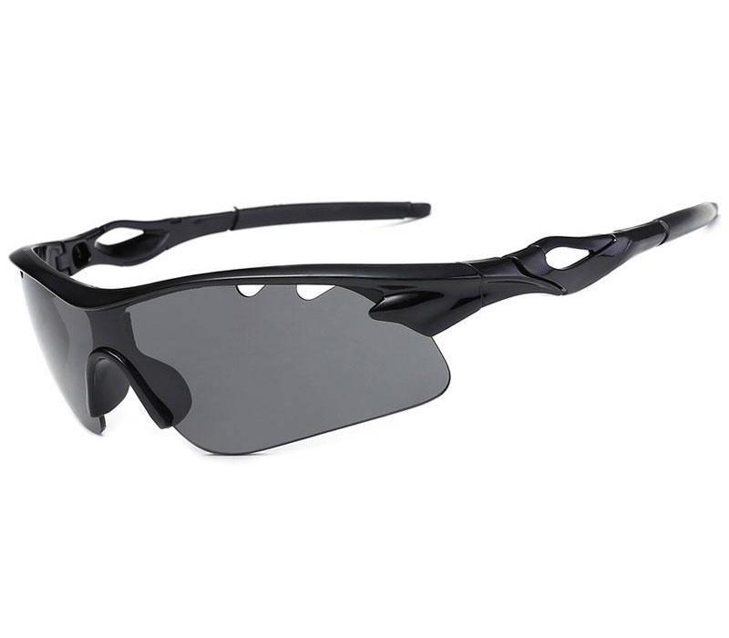 Top qualité des lunettes d'équitation changement de couleur des lunettes de soleil vélo lunettes de soleil sports de plein air lunettes de soleil coupe-vent conducteur color98