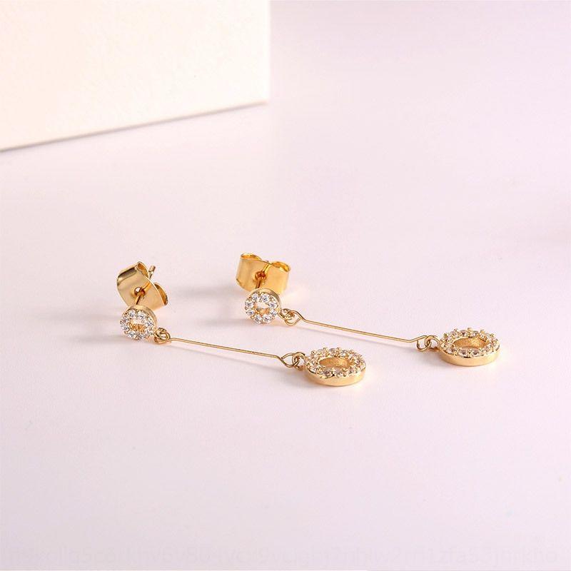 calTG beauté bord S925 argent pur style coréen boucles d'oreilles de bijoux pompon et boucles d'oreilles