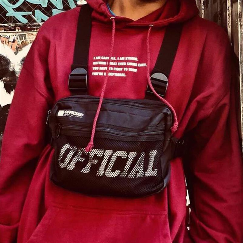 Pocket Cound Bag Bags Регулируемая талия мужчина и сумка пакет грудной уличной одежды сумка талия пакеты мода телефон женщина жилет функционал lfcvp