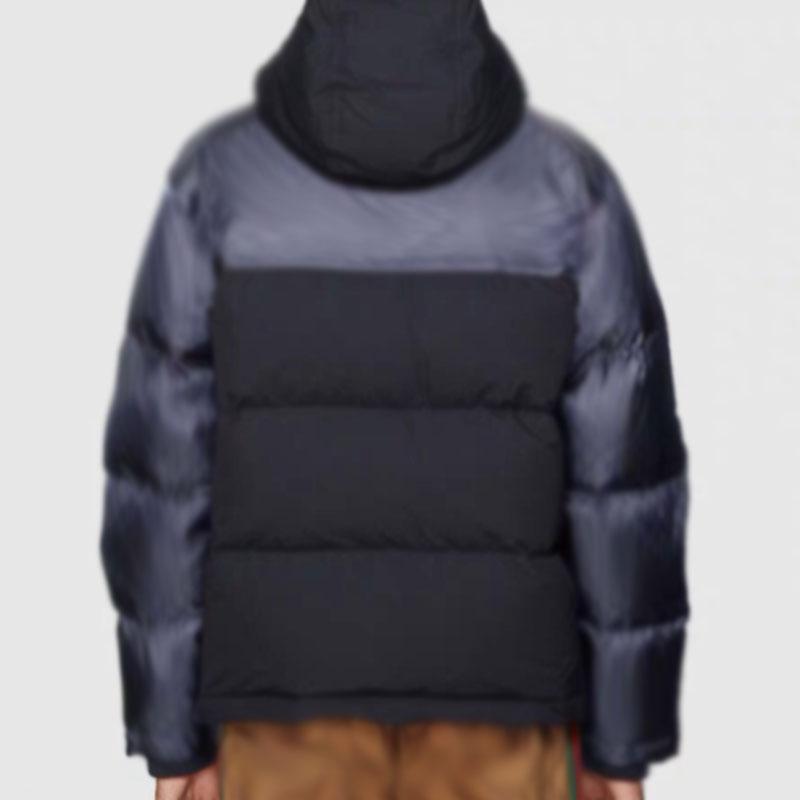 Mejor coincidencia Made in Italy color caliente empalme chaquetas de invierno al aire libre a prueba de viento Hombres Mujeres Abrigos de Down Jacket Outwear la calle HFYMYRF063