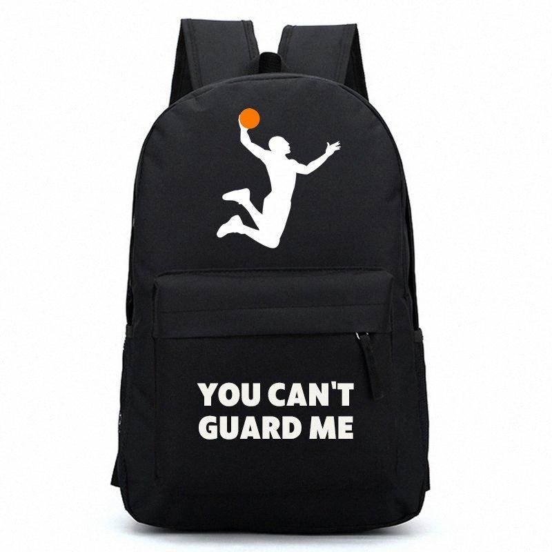 Basketballs Slam Sırt Boy Okul Çantaları Öğrenciler Omuz Çantası Boys Laptop Basket Topu Çanta mochila Deportes Baloncesto OEiB #