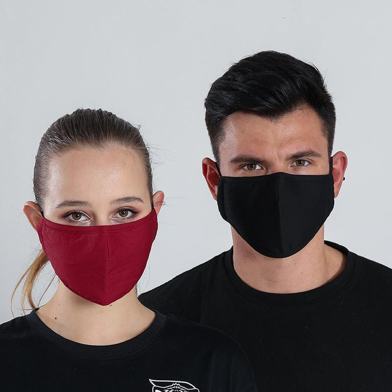Masque cycle du carbone activé Masques PM2,5 anti-buée en trois dimensions Protection Hommes Femmes Pur c JP60