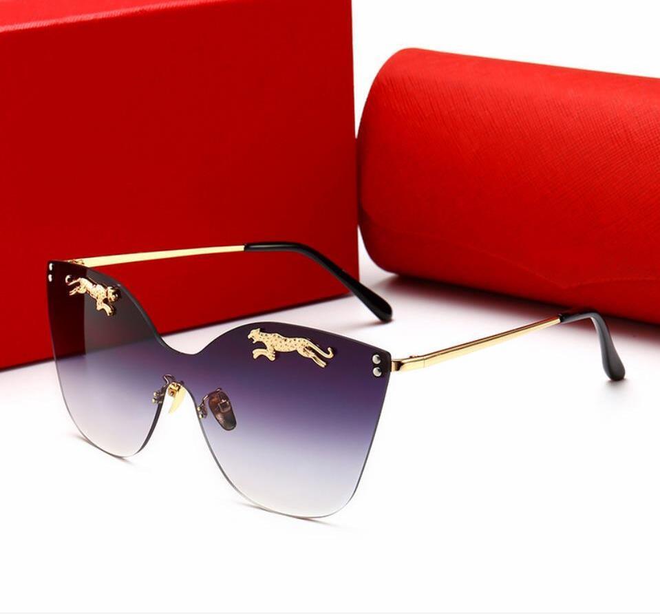 Marka Yeni Güneş Gözlükleri Tasarımcı Gözlük Gözlük Güneş Gözlükleri PC Lens Erkek Bayan Güneş Gözlüğü Orijinal Kılıfları ile Unisex Güneş Gözlüğü Kutusu