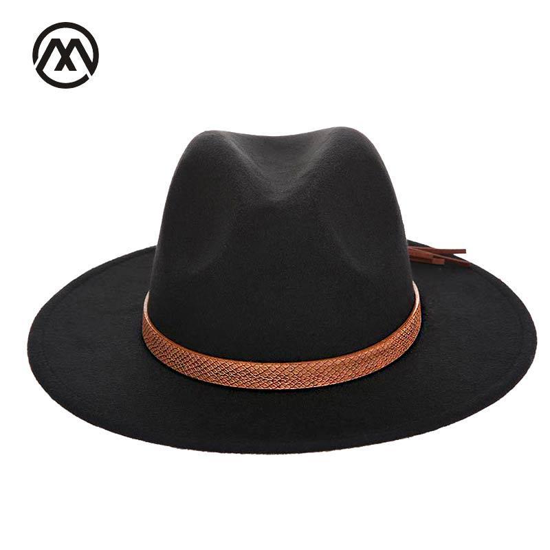 Осень и зима мужских фетровой шляпы шляпы классической сомбреро волосатого платок имитация шерсть шапка Зонт мальчики высокого качество шлемы кость