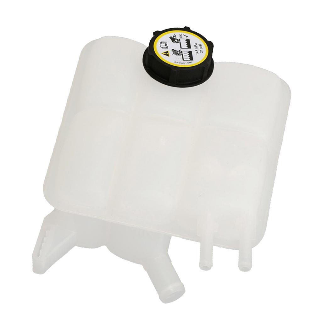 Refrigerante di espansione Bottiglia serbatoio + tappo del radiatore