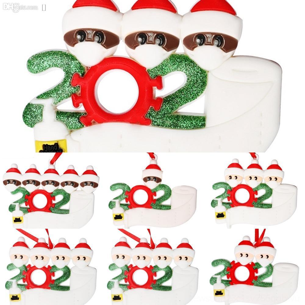 wlWwF Clay Clay Doll Pendentif Arbre Père Noël Gants ange Chaussettes design Pendentif doux doux Ornement accrochant de Noël BWE