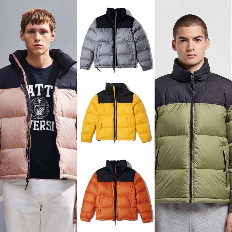 2020 Winter Jacket Parka Homens Mulheres clássico Casual Baixo Coats Mens Stylist Outdoor Quente Jacket Brasão de alta qualidade Unisex Outwear