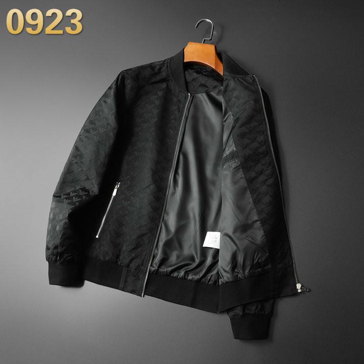 2020 cadono nuovo collare di baseball giacca slim fit sportivo di modo semplice degli uomini giacca casual tendenza giacca maschile 1885C06