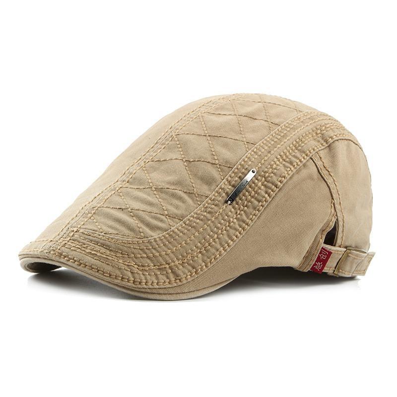 Casual britannico Forward Hat Beret Uomo 2020 primavera ed autunno adattano Casquette delle donne
