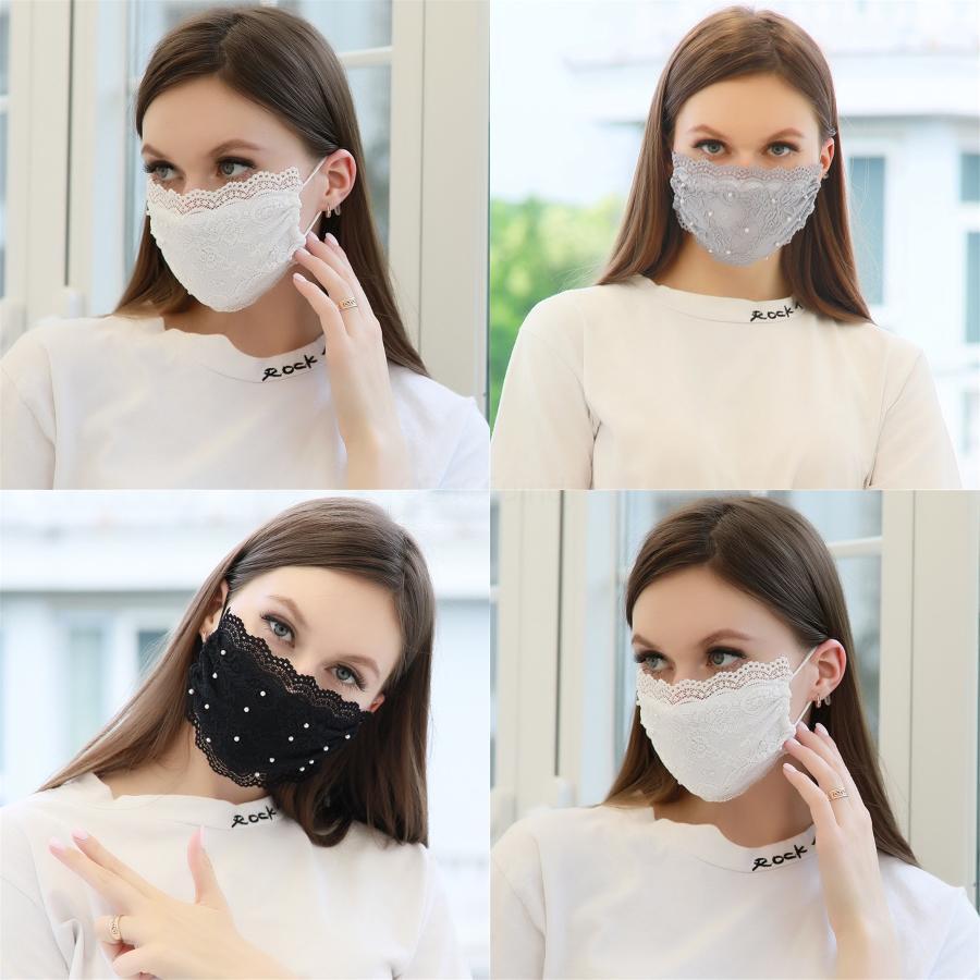 Replaable impressão de algodão Wasable Breatable contra pó Máscaras Anti Smog PM2.5 Protective # 101