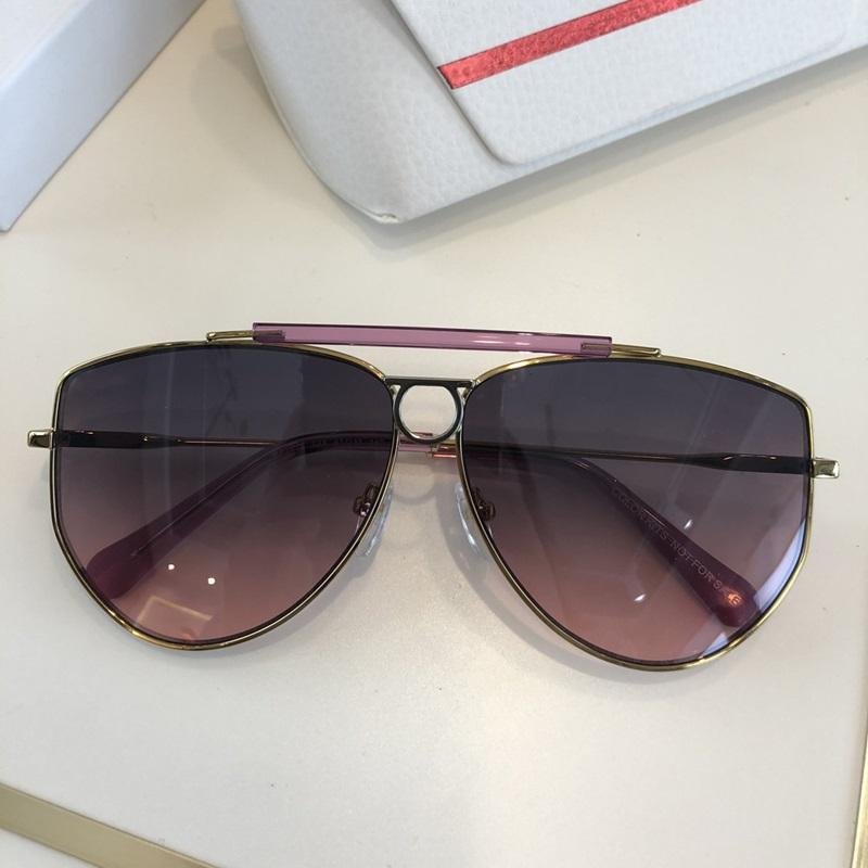جديد فاخر 241S النظارات الشمسية للنساء مصمم الأزياء الشعبية نمط الصيف مع النحل أعلى جودة UV400 اتصال عدسة تأتي مع القضية