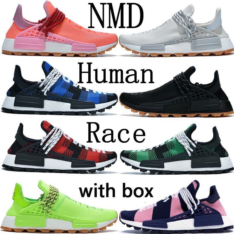 سباق بي بي سي NMD الإنسان فاريل وليامز الاحذية التنفس أنواع لا حصر لها على الرغم من الهدوء الشمس الأصفر حزمة الشمسية HU هوى الرجال في الهواء الطلق أحذية رياضية