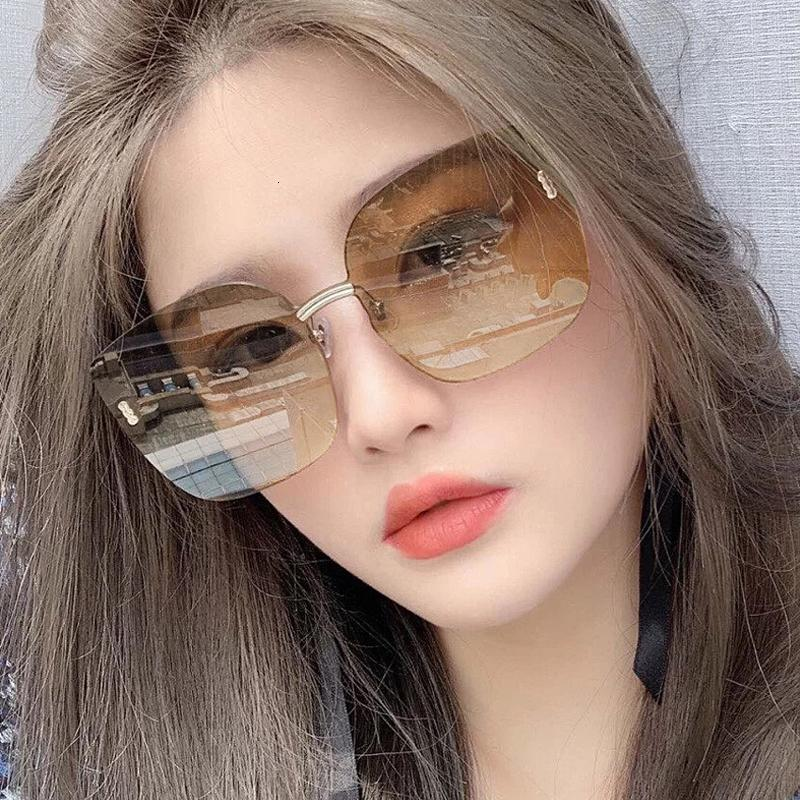 2020 de glasses UV400 Shades Eyewear Sol Gradient Sun Oculos Высокое Качество Мужские Металлические Солнцезащитные Очки Солнцезащитные Очки Женщины Новый Дизайн DOPHA