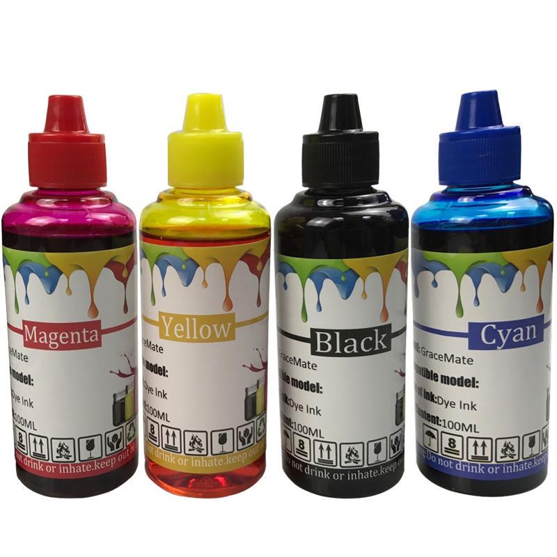 400ML Universal Refill Ink kit 15 78 Compatible For 6578D Deskjet 920c 930c 980c 1220cse Photosmart 1215