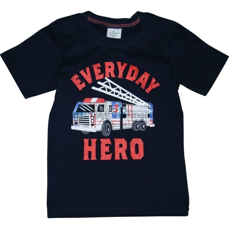 Shirt T Boys 'Fire Truck'