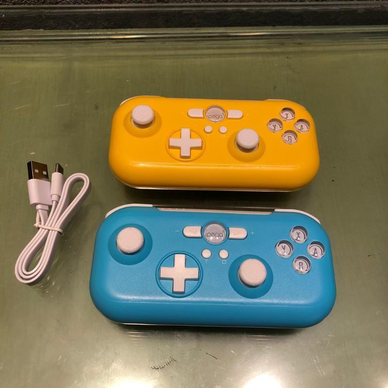 Беспроводной игровой контроллер коммутатора эльфийского Для переключателя Mini младенца контроллер Bluetooth Gamepad для NS