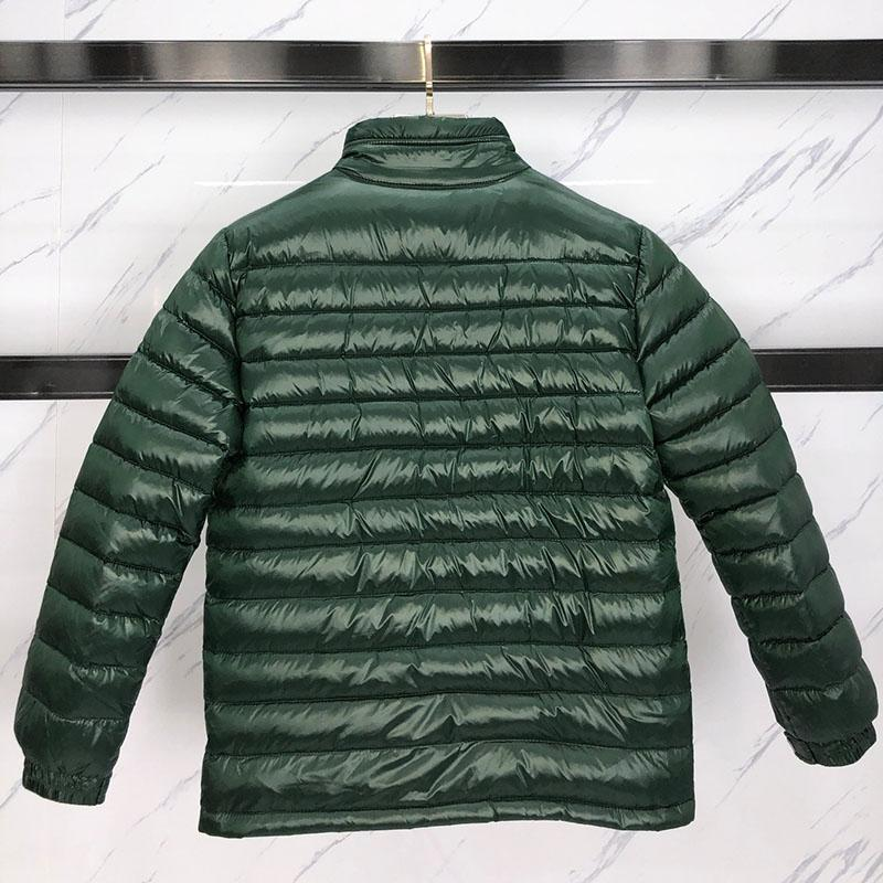 Мужчины Зимняя куртка вниз ветровки высокого качества пальто пуховик вокруг шеи Зимнее пальто мужчин и женщин ветровка куртки Hoodie Теплая одежда