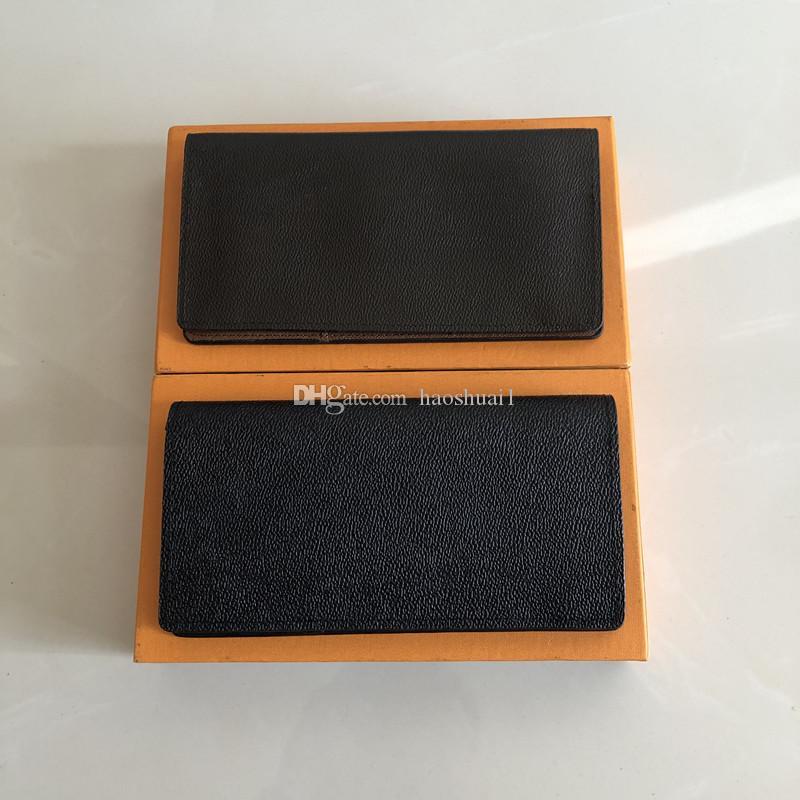 libero di trasporto signore del commercio all'ingrosso portafoglio lungo multicolore progettista portamonete titolare della carta di scatola originale femminile classico tasca con cerniera