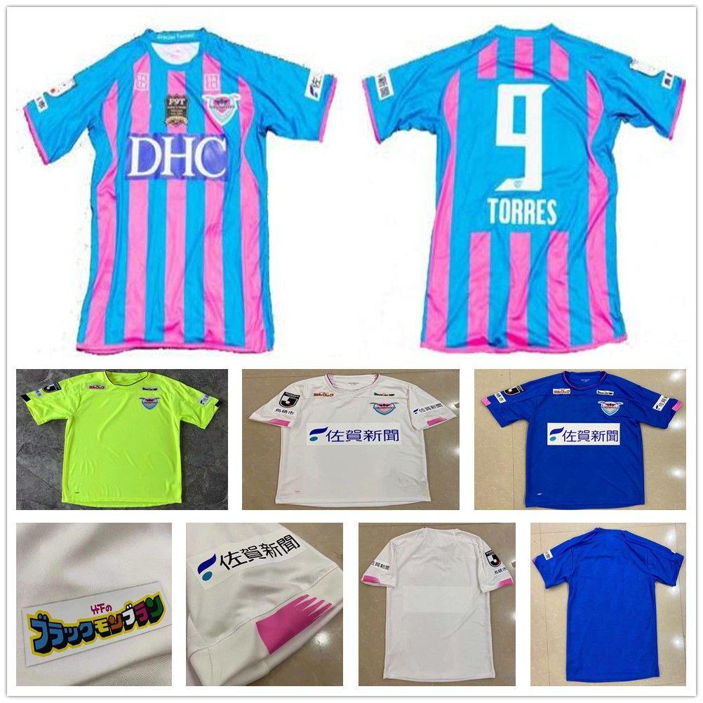 Acquista 2019 2020 2021 J1 League Sagan Tosu Soccer Jersey Special Edition 9 Torres Fernando Tagawa Takahashi Harakawa Kyosuke Camicia Da Calcio ...
