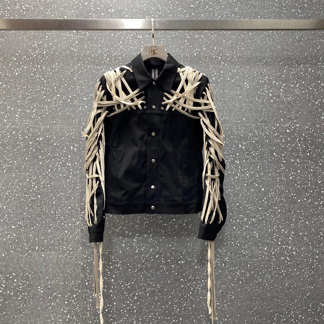 2020 nouvelle veste de voiture portant corde de coton à la main pure de haute qualité Hommes Vestes métier Manteau Streetwear Veste Hiver Homme